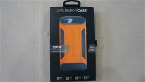 reputable site ed1e4 5bffe Element Case CFX Adrenaline Series Case iPhone 7 plus (Orange)