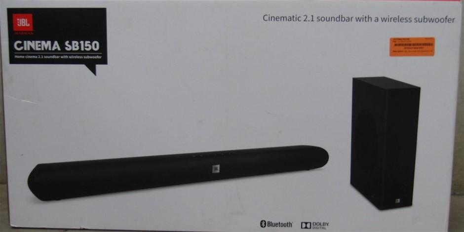 Home Cinema 2.1 Soundbar