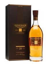 Glenmorangie `18 YO` Single Malt Scotch Whisky (1 x 700mL giftboxed)