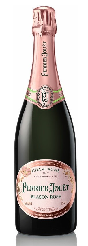 Perrier-Jouët Blason Rosé Champagne NV (6 x 750mL), France.