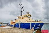 "Unreserved Ex-Military Ship - HMAS ""SEAHORSE HORIZON"""