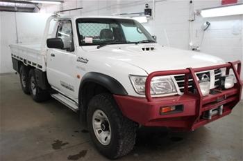 2007 Nissan Patrol ST 6x4