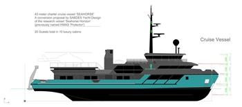 Conversion Plans - Vessel