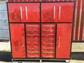 Unused Tool Cabinets - Perth