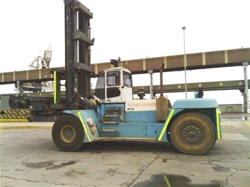 Kone SMV Container Handler 37T (Suitable for half height containers) - Located in Esperance