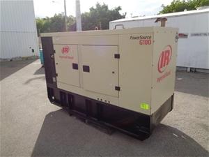 Ingersoll Rand Generator