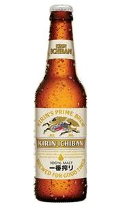Kirin Ichiban (24 x 330mL) Japan.