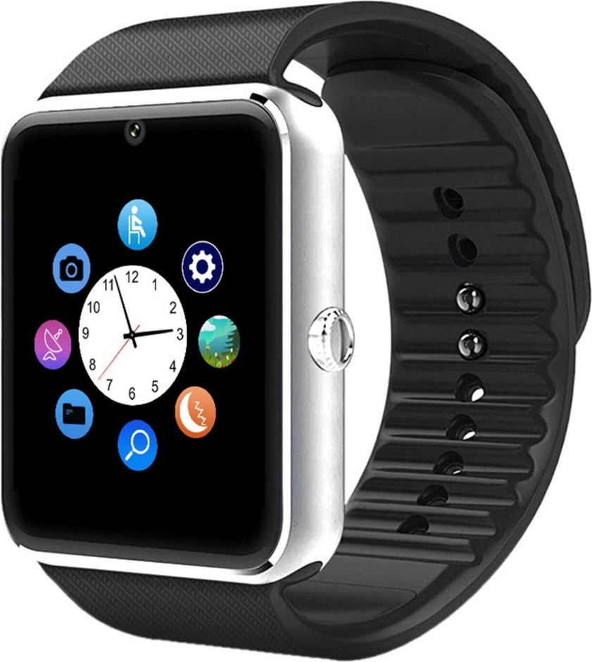 Bluetooth Smart Watch GT08 for Apple iPhone IOS Android Phone