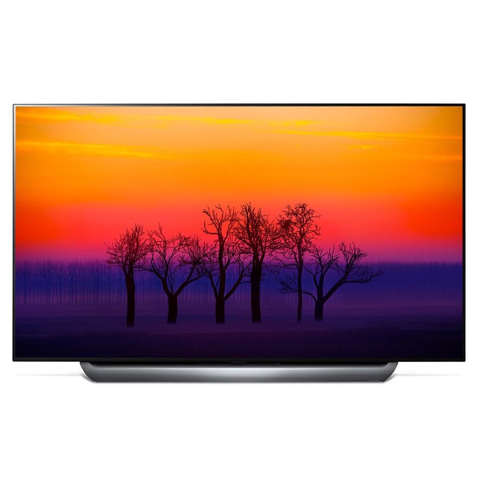 LG 55 Inch 139cm Smart Ultra HD OLED TV (OLED55C8PTA)