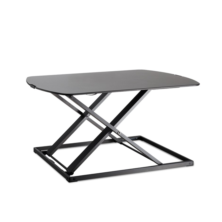 Height Adjustable Standing Desk - Black