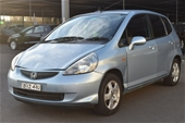 2005 Honda Jazz GLi GD Manual Hatchback