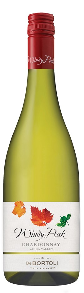 De Bortoli `Windy Peake` Chardonnay 2017 (6 x 750mL), Yarra Valley, VIC.