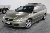 Unreserved 2005 Holden Commodore Executive VZ Auto Wagon