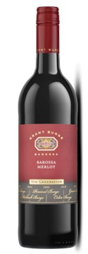 Grant Burge `5th Generation` Merlot 2017 (6 x 750mL), Barossa. SA.