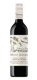 Parnasse Cabernet Sauvignon 2016 (12 x 750mL), France.