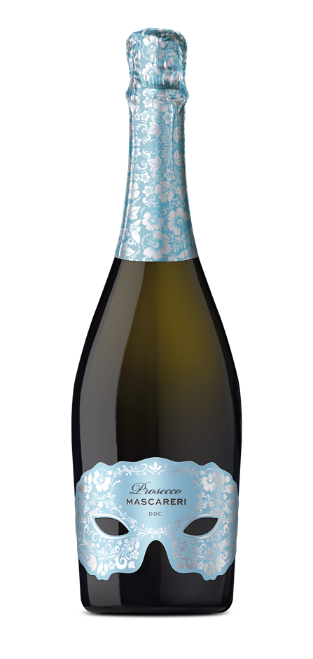Mascareri Prosecco NV (12 x 750mL), Italy.