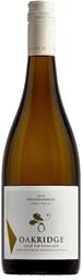 Oakridge `Over the Shoulder` Chardonnay 2016 (6 x 750mL), Yarra Valley.