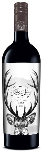 St Huberts `The Stag` Shiraz 2017 (6 x 750mL), VIC.
