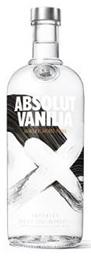 Absolut Vanilia Vodka (6 x 700mL)