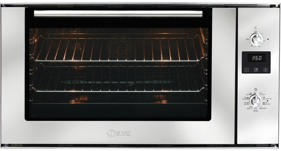 ILVE 90cm Electric Built-In Oven (940SKMPI)