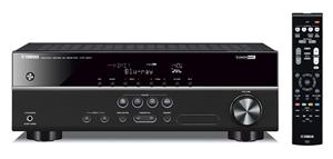 Yamaha HTR-2071 5.1-channel AV receiver
