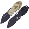 12 x HUMVEE Folding Pocket Knives 6.5cm Closed 11cm Open with Key Chain, co