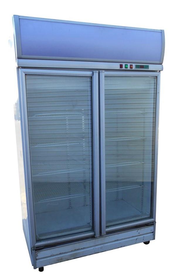 Commercial 3 Door Refrigerator Graysonline