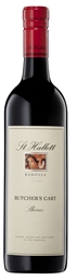 St Hallett `Butcher's Cart` Shiraz 2017 (6 x 750mL), Barossa, SA.