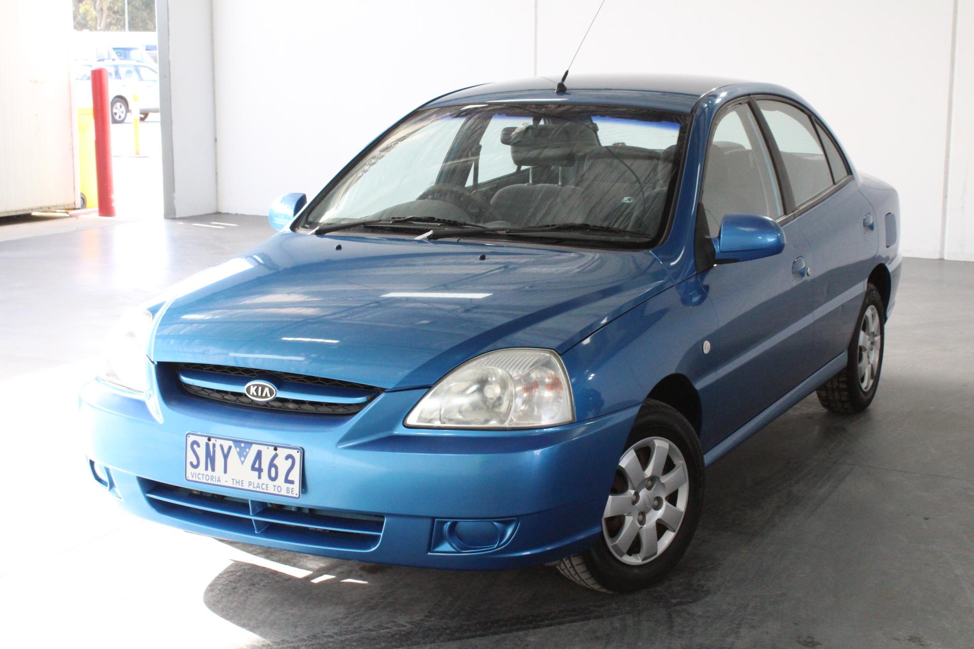 2003 Kia Rio BC Manual Sedan