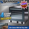 "Unused SKAAGEN Heavy duty ""Fan Forced"" Electric Oven With ""Steam"" Function"