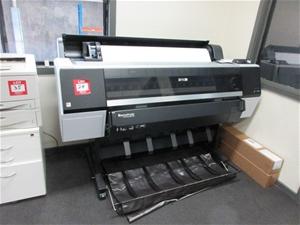 Epson Wide Format Printer/Proofer,