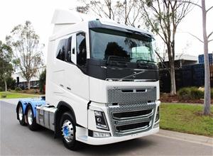 2016 Volvo FH16 600HP 6 x 4 Prime Mover Truck