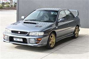 1999 Subaru Impreza WRX STI Limited Edit