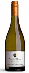 Amisfield Pinot Gris 2018 (12 x 750mL), Central Otago, NZ.
