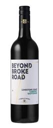 Tyrrell's `Beyond Broke Road` Cabernet Sauvignon 2016 (6 x 750mL) SA