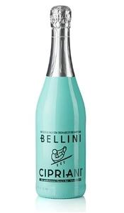 Bellini Cipriani Harrys Bar Cocktail (6
