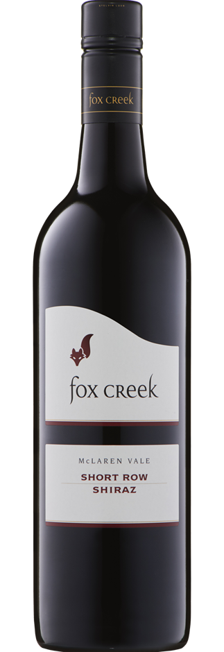Fox Creek `Short Row` Shiraz 2016 (12 x 750mL), McLaren Vale, SA.