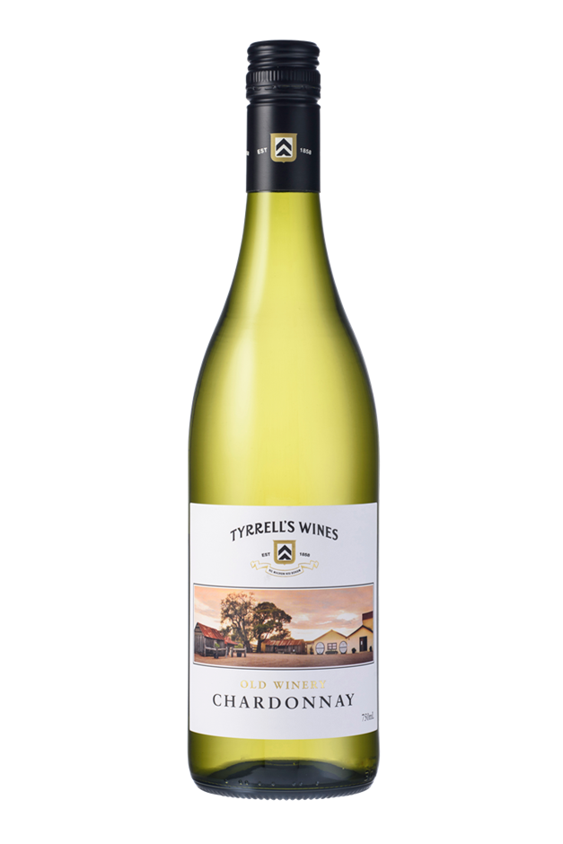 Tyrrell's `Old Winery` Chardonnay 2018 (6 x 750mL) SEA