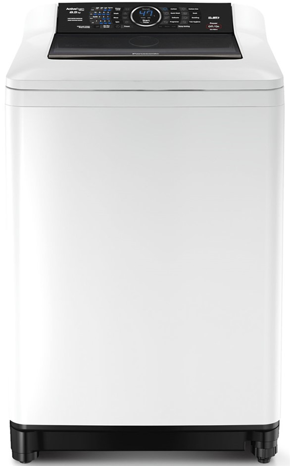 Panasonic NA-F85A1WAU 8.5kg ActiveFoam Top Loader Washing Machine