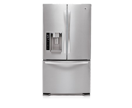 LG GR-L218STSL 601 litre Stainless Steel French Door Fridge