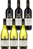 Giesen Merlot & Pinot Gris (6 x 750mL) Mixed Pack