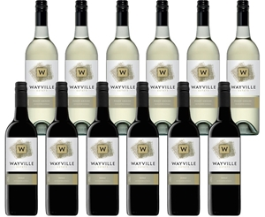 Wayville Estate Pinot Grigio & Shiraz (1