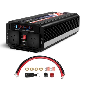 Giantz 12V - 240V Portable Power Inverte
