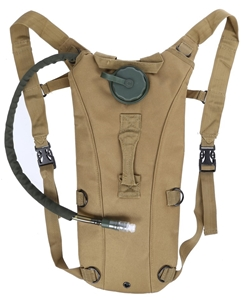 Canvass Hydration Pack 3Ltr, Tan. Buyers