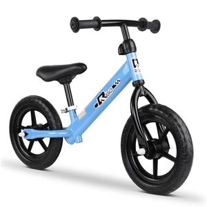 Rigo 12 Inch Kids Balance Bike - Blue