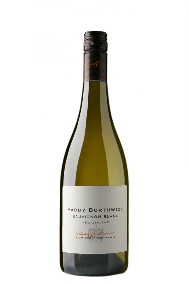 Paddy Borthwick Sauvignon Blanc 2017 (12 x 750mL), Waipara, NZ.