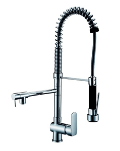 Monsoon Showers Kitchen Mixer Tap with E