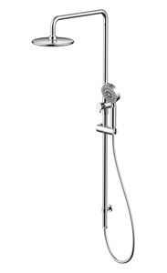 Monsoon Showers Shower System with XL Ro
