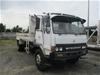 1992 Mitsubishi FM 4 x 2 Tipper Truck