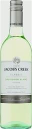Jacob's Creek `Classic` Sauvignon Blanc 2018 (12 x 750mL), SE AUS.